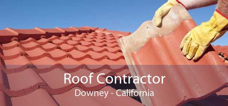 Roof Contractor Downey - California