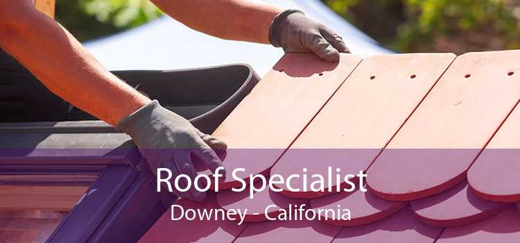 Roof Specialist Downey - California
