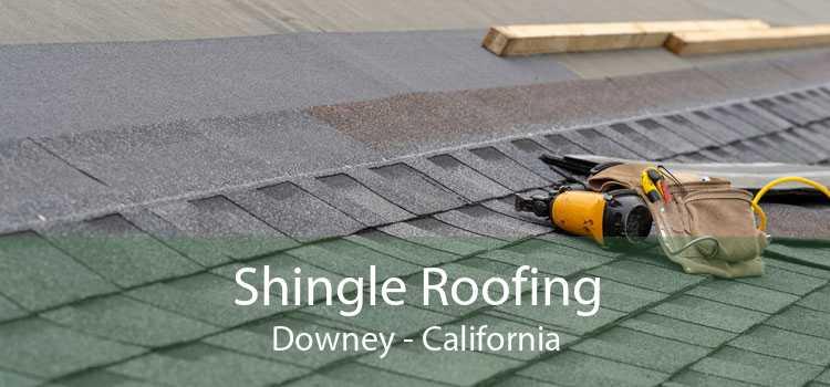 Shingle Roofing Downey - California