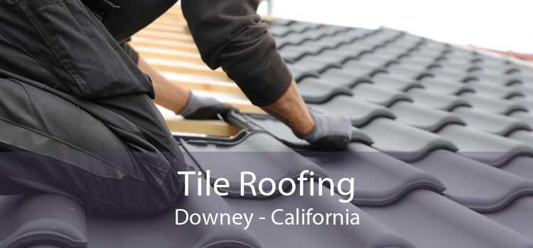 Tile Roofing Downey - California
